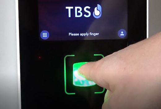 3D Terminal touchless