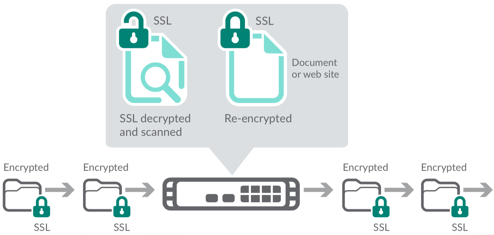 Inspeccion archivos encriptados