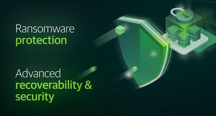 Veeam seguridad